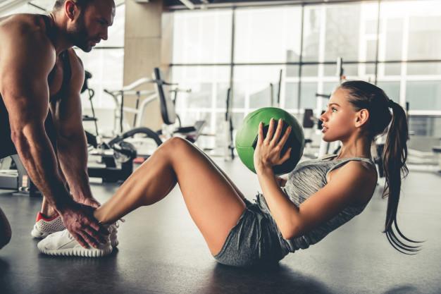 การออกกำลังกายแบบเวทเทรนนิ่ง